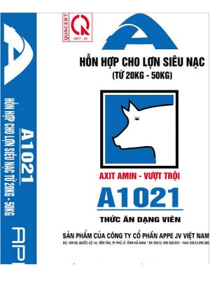 A1021 - HH cho lợn siêu 20-50kg