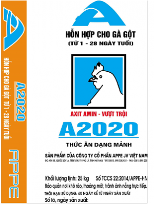 A2020 - HH gà gột 1-35 ngày
