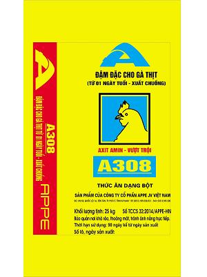 A308 - ĐĐ Gà thịt 1 ngày - Xuất chuồng